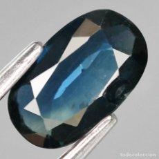 Coleccionismo de gemas: ZAFIRO OVAL 7,3 X 4,4 MM.. Lote 261306370
