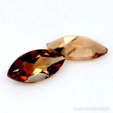 Coleccionismo de gemas: TOPACIO CHAMPANG 12 X 10 MM. Lote 261996845