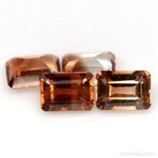 Coleccionismo de gemas: TOPACIO CHAMPANG 7,0 X 5,0 MM. Lote 261997505