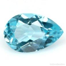 Coleccionismo de gemas: TOPACIO 12,1 X 8,0 MM.. Lote 261998440