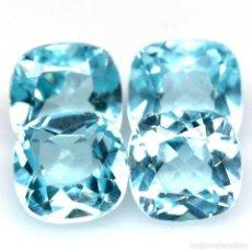 Collezionismo di gemme: TOPACIO 6,0 X 6,0 MM.. Lote 261999315