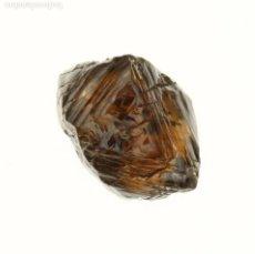 Coleccionismo de gemas: UN DIAMANT ORANGE NATUREL DE 1.77 CARAT. Lote 268777049