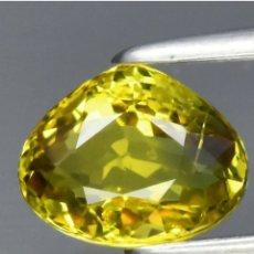 Coleccionismo de gemas: ZAFIRO AUSTRALIANO 1.04CT. Lote 273057853
