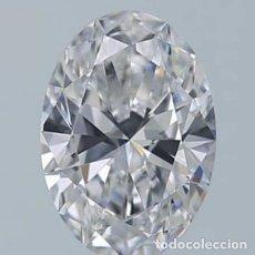 Coleccionismo de gemas: GIA LAB CERTIFY NATURAL DIAMOND 25.41CT. Lote 278190308