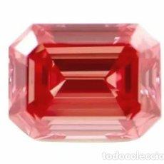 Coleccionismo de gemas: GIA LAB CERTIFY VIVID PINK NATURAL DIAMOND 4.06CT. Lote 278198018