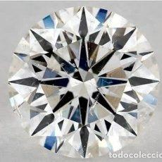 Coleccionismo de gemas: HRD ANTWERP LAB CERTIFY NATURAL DIAMOND 10.23CT. Lote 278214958