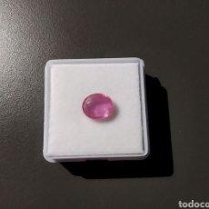 Colecionismo de pedras preciosas: RUBÍ ROSA - 2 CT. Lote 284634758