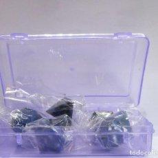 Coleccionismo de gemas: LOS CINCO CRISTALES PLATÓNICOS. Lote 288395798