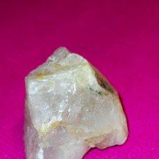 Coleccionismo de gemas: CUARZO AZEZTULITA. Lote 293490923