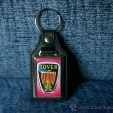 Coleccionismo de llaveros: LLAVERO ESCUDO ROVER. Lote 24680568