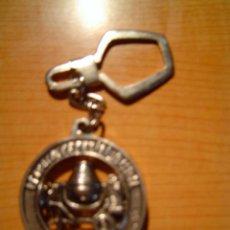Coleccionismo de llaveros: LLAVERO MAQUINA REVERSO LLAVERO ESPECIAL BURIL ALTO RELIEVE. Lote 9369223