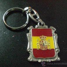 Collezionismo di Portachiavi: LLAVERO ESPAÑA AÑOS 80. Lote 27592115