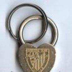 Coleccionismo de llaveros: LLAVERO ATHELIC CLUB. Lote 16394962