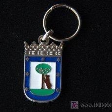 Coleccionismo de llaveros: LLAVERO MADRID. Lote 40571849