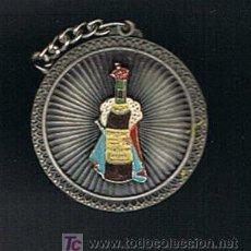Coleccionismo de llaveros: LLAVERO PUBLICITARIO BEBIDA. Lote 18001539