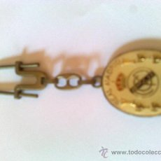 Coleccionismo de llaveros: ANTIGUO LLAVERO REAL MADRID AÑOS 90. Lote 22052903