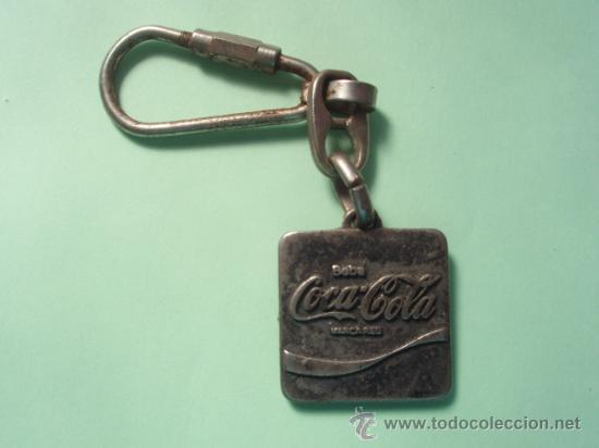 Coleccionismo de llaveros: LLavero del 25 aniversario de la Coca Cola - Foto 2 - 25180221