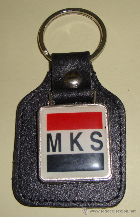 LLAVERO MKS LLEIDA (Coleccionismo - Llaveros)