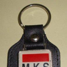 Coleccionismo de llaveros: LLAVERO MKS LLEIDA. Lote 26192056