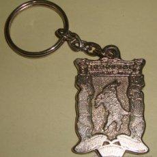 Coleccionismo de llaveros: LLAVERO BELLERA LLEIDA. Lote 26275563
