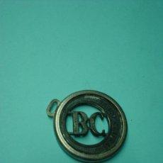 Coleccionismo de llaveros: LLAVERO BANCO CENTRAL SIN CADENA. Lote 31282583