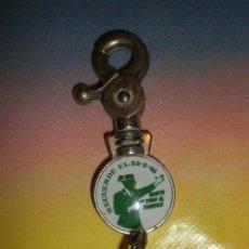 Coleccionismo de llaveros: LLAVERO TEJERO 23 F.. Lote 36161535