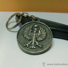 Coleccionismo de llaveros: LLAVERO ÁGUILA IMPERIAL. Lote 32541873