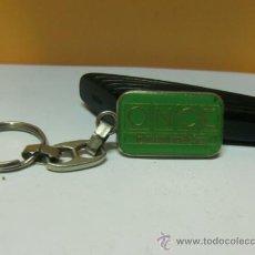 Coleccionismo de llaveros: LLAVERO ONCE. Lote 32542573