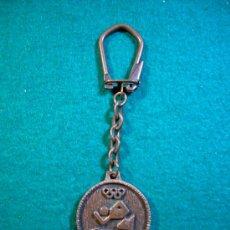 Coleccionismo de llaveros: LLAVERO MUNICH OLIMPIADA 1972- CHIL PARTY BARCELONA. Lote 32691515