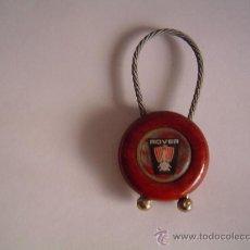 Coleccionismo de llaveros: LLAVERO MARCA COCHE ROVER. Lote 33209997