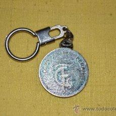 Coleccionismo de llaveros: ANTIGUO LLAVERO DE CONFECCIONES FERAL.. Lote 34255979