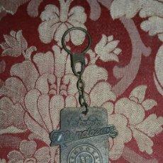 Coleccionismo de llaveros: MET010 LLAVERO DEL GRAN HOTEL 'MENDOZA'S' DE 4 ESTRELLAS - BY CIMARRON - 516. Lote 34609819