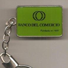 Coleccionismo de llaveros: BANCO DEL COMERCIO. Lote 35781091