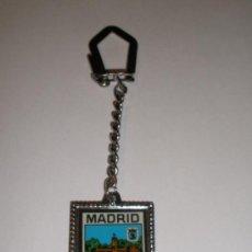 Coleccionismo de llaveros: LLAVERO MADRID. Lote 36960194