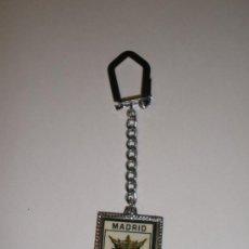 Coleccionismo de llaveros: LLAVERO MADRID. Lote 36960219