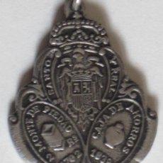 Coleccionismo de llaveros: LLAVERO ANTIGUO DE MONTE DE PIEDAD 1702- CAJA DE AHORROS 1838 - MADRID.. Lote 37312984