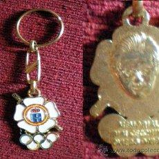 Coleccionismo de llaveros: ARTES MARCIALES JUEGOS OLÍMPICOS FESTIVAL OVIEDO MEMORIAL BIBI CECHINI LLAVERO NUMERADO. Lote 37890357