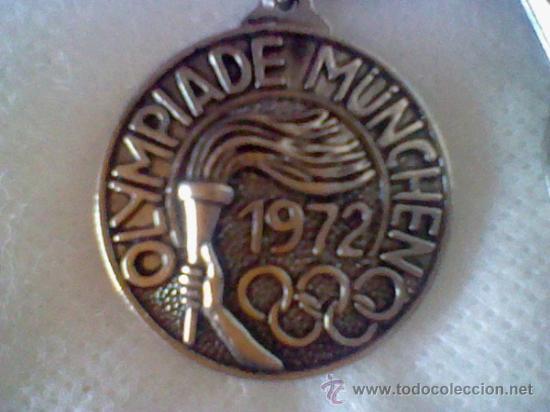 Coleccionismo de llaveros: llavero Munchen OLympiade Olimpiada Munich publicidad pantalones - Foto 3 - 39090924