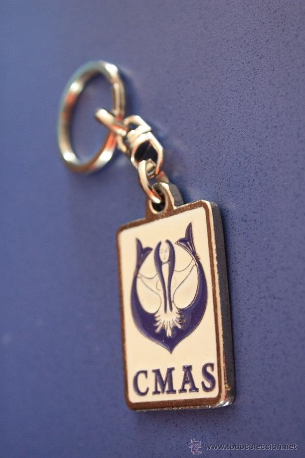 Coleccionismo de llaveros: LLAVERO DE LA CMAS - Foto 2 - 195424510