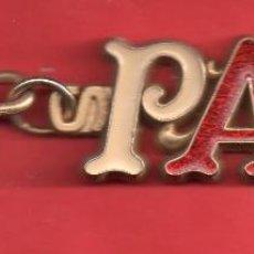 Coleccionismo de llaveros: BONITO LLAVERO DE PARIS . Lote 39641755