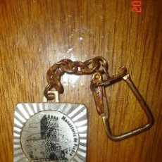 Coleccionismo de llaveros: LLAVERO DEL MONASTERIO DE PIEDRA EN ZARAGOZA. Lote 40250140
