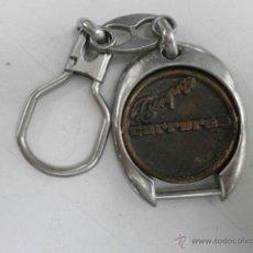 Coleccionismo de llaveros: LLAVERO TRANSPORTES CARRERA LLAV-3075. Lote 40611617