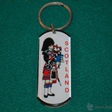 Coleccionismo de llaveros: LLAVERO SCOTLAND. Lote 40848251
