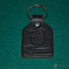 Coleccionismo de llaveros: LLAVERO MOTO CARRERA. Lote 41229615