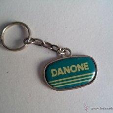 Coleccionismo de llaveros: LLAVERO DANONE.. Lote 41322301