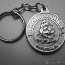 Coleccionismo de llaveros: LLAVERO ELECTROFIL SEVILLA LLAV-3364. Lote 41568521