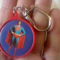 Coleccionismo de llaveros: LLAVERO SUPERMAN 1979 ANTIGUO. Lote 41902447