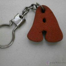 Colecionismo de porta-chaves: LLAVERO LETRA A LLAV-3568. Lote 42195829