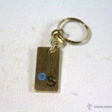 Coleccionismo de llaveros: LLAVERO DEL BANC DE SABADELL. Lote 42881612