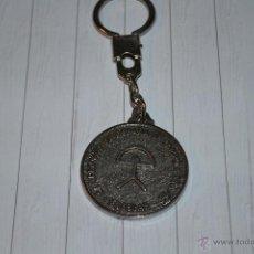 Coleccionismo de llaveros: LLAVERO ALMERIA 11-3-1979. Lote 43867911
